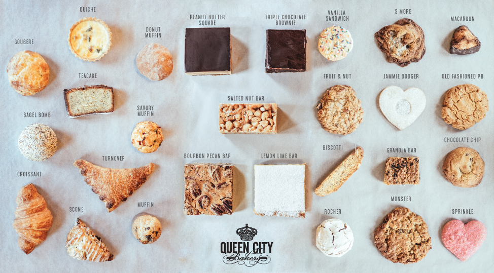 Queen City Bakery, Sioux Falls, SD